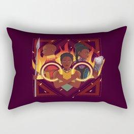 Women of Wakanda v2 Rectangular Pillow
