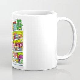 Casinhas Coffee Mug