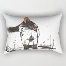 REDHAT Rectangular Pillow