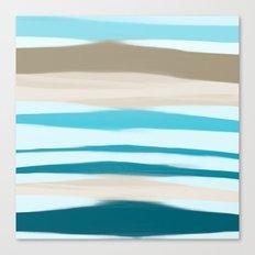 Sandbanks Canvas Print