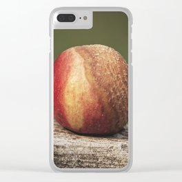 Rotten apple Clear iPhone Case
