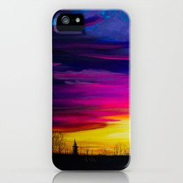 Nauwigewauk, NB iPhone Case