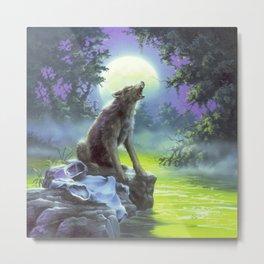 The Werewolf of Fever Swamp Metal Print