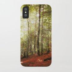 Magic Forest iPhone X Slim Case