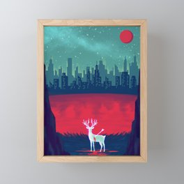 Victim of Civilization Framed Mini Art Print