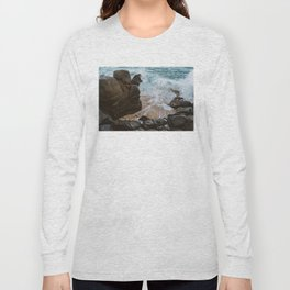 Pedregal, Mexico VII Long Sleeve T-shirt