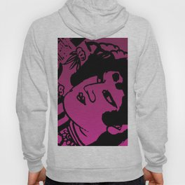 Budda Pink Hoody