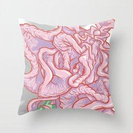 dneirF htfiF evoL Throw Pillow