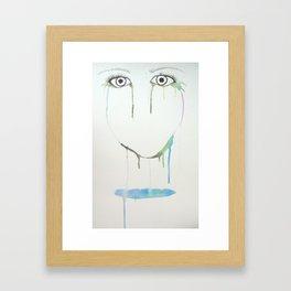 Eye Balls Framed Art Print