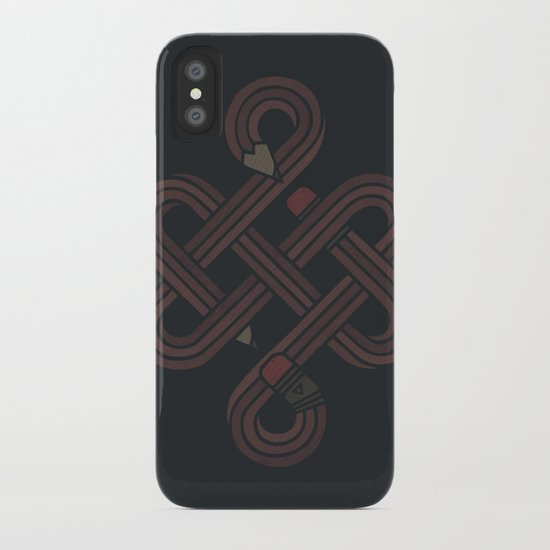 Endless Creativity iPhone Case