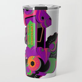 The World's Most Famous 70's Derailleur, One Cool Cat Travel Mug