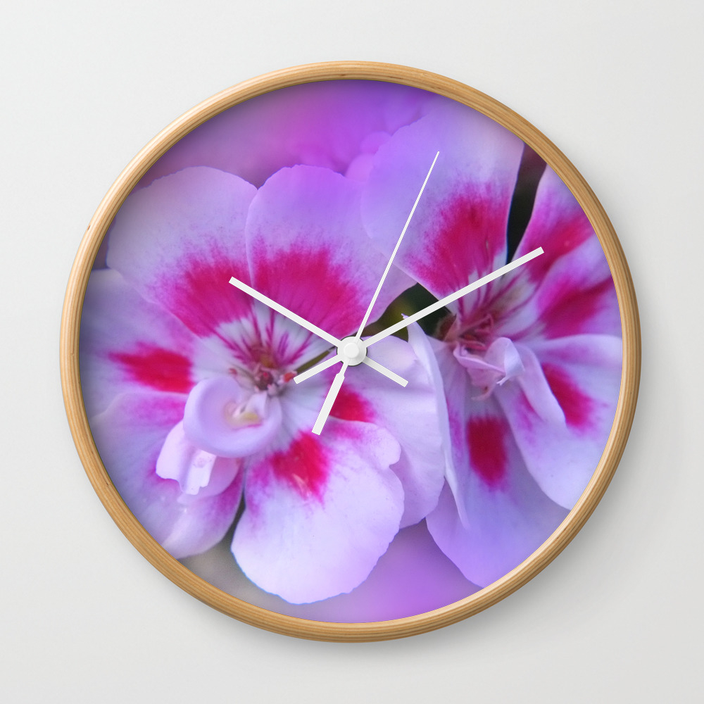 The Smell Of Summer -2- Wall Clock by Issabild CLK8459100