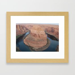 Horseshoe Bend: Page, Arizona Framed Art Print