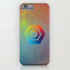Hexagons iPhone 6s Slim Case