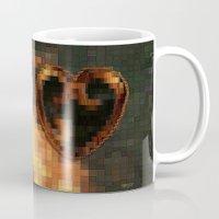 gem Mugs featuring Gem by Maria Julia Bastias