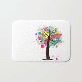 Tree #03 Bath Mat