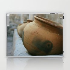 Tumacacori Pots fine art photography Laptop & iPad Skin
