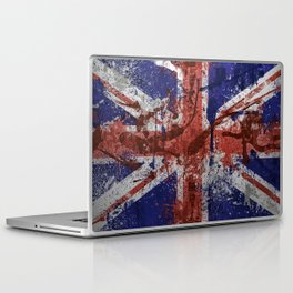 Union Jack Graffiti 2 Laptop & iPad Skin