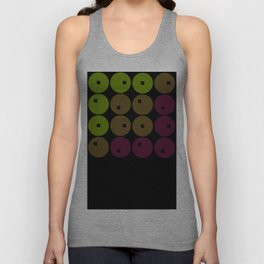 Well Rounded Unisex Tank Top