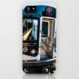 The Iron Horse iPhone Case