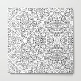 Decorative Metal Print