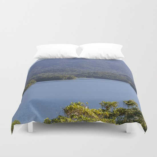 Lake Morris Duvet Cover