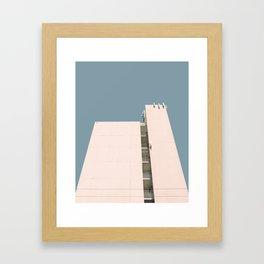Mission 12 Framed Art Print