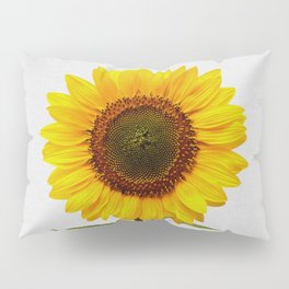Sunflower Still Life Pillow Sham