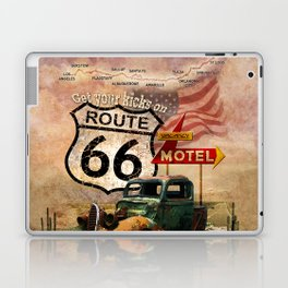 Get your Kicks on Route 66 Laptop & iPad Skin