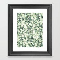 tear down (variant 2) Framed Art Print