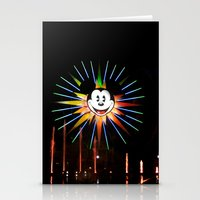 mickey Stationery Cards featuring Mickey  by AuFish92024