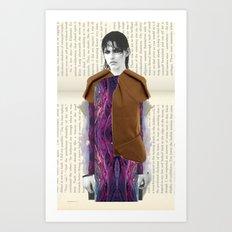 Infrared.. Art Print