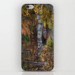 the Stone Bridge iPhone Skin