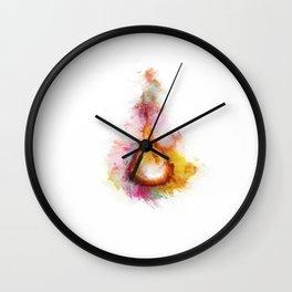 Fireball Wall Clock