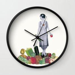 Jewel Thief Wall Clock