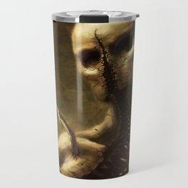 Mouthface Travel Mug