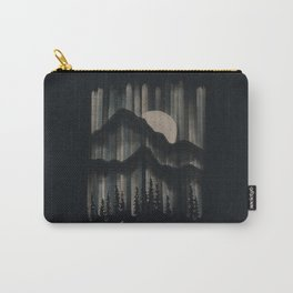 A Wolf in the Night... Carry-All Pouch
