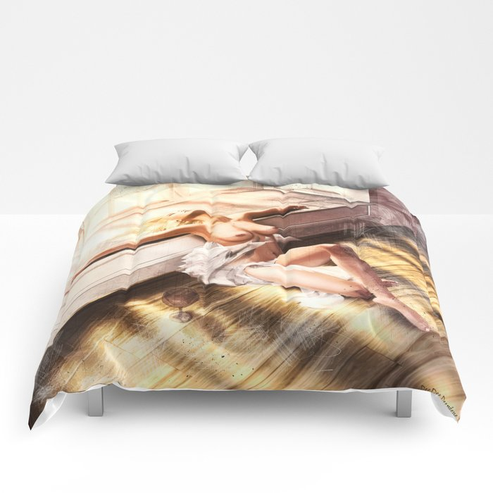 Divine - Submission Comforters
