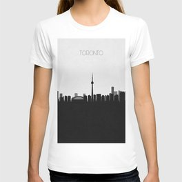 City Skylines: Toronto T-shirt