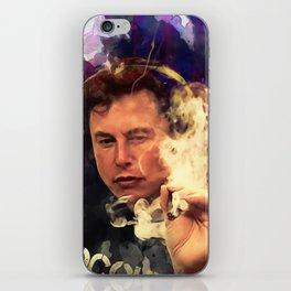 Elon Musk iPhone Skin