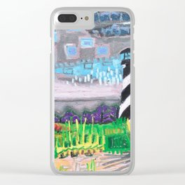Bodie Clear iPhone Case