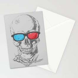 3Death Stationery Cards