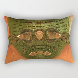 In There the Jungle Rectangular Pillow
