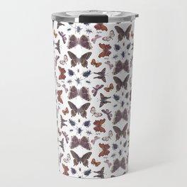 Mosaic of Bugs Travel Mug