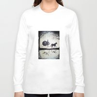 cinderella Long Sleeve T-shirts featuring Cinderella  by Lamont Powell