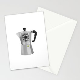 Most Coffee Wins Stationery Cards