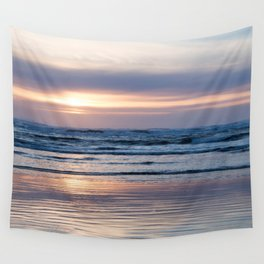 Beach Glow Wall Tapestry