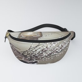 Pussy Willows Fanny Pack