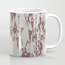 Weathered Wood Paneling 02 Coffee Mug
