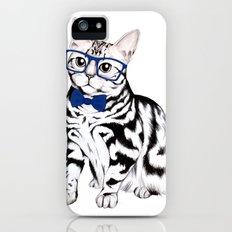 Kitty iPhone (5, 5s) Slim Case